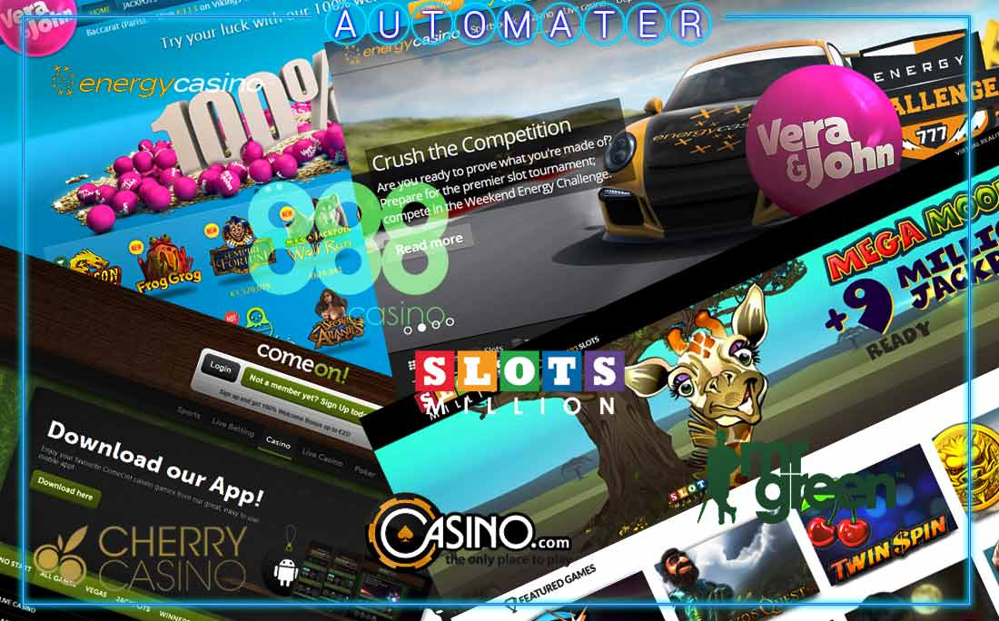 Spille casino slots yahoo